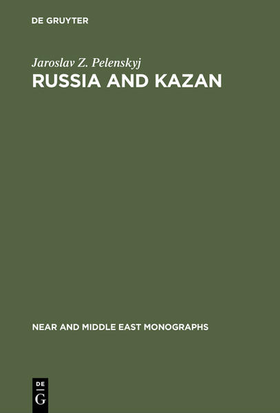 Russia and Kazan - Coverbild