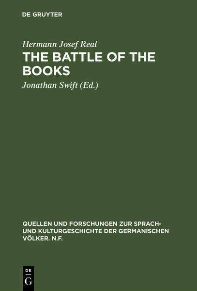 Jonathan Swift, The Battle of the books - Coverbild