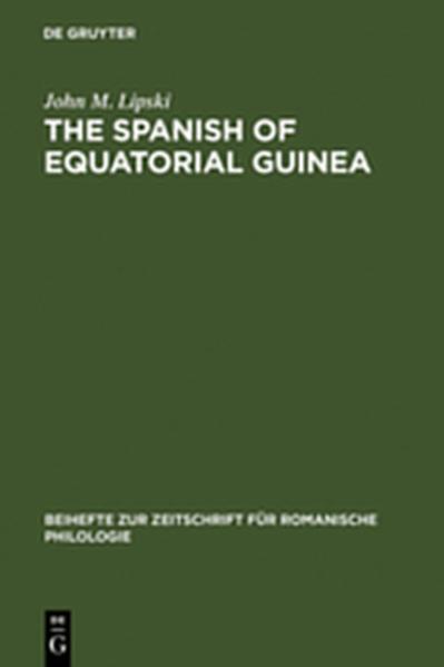 The Spanish of Equatorial Guinea - Coverbild