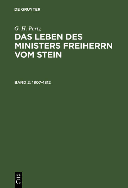 1807 - 1812 - Coverbild