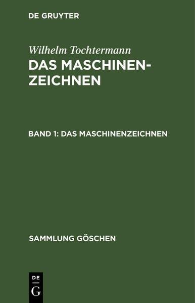 Das Maschinenzeichnen - Coverbild