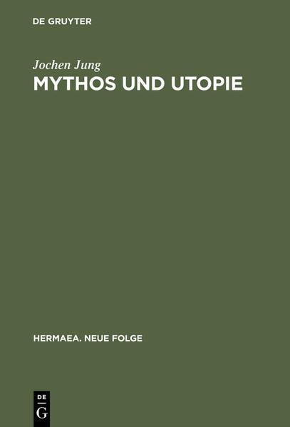 Mythos und Utopie - Coverbild