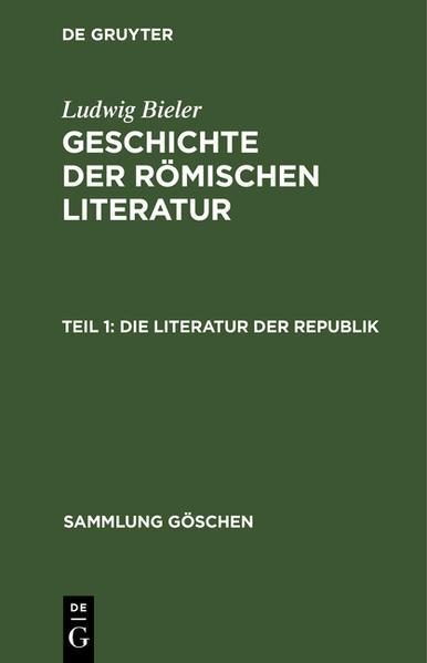 Die Literatur der RepuSik - Coverbild