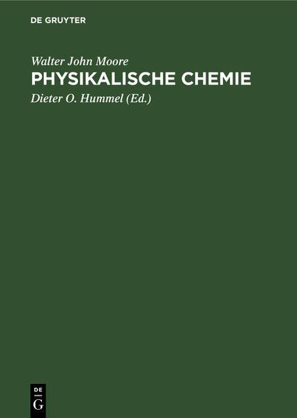 Physikalische Chemie - Coverbild