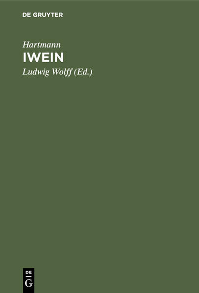 Iwein - Coverbild
