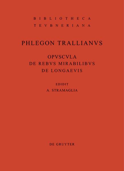 Opuscula de rebus mirabilibus et de longaevis - Coverbild