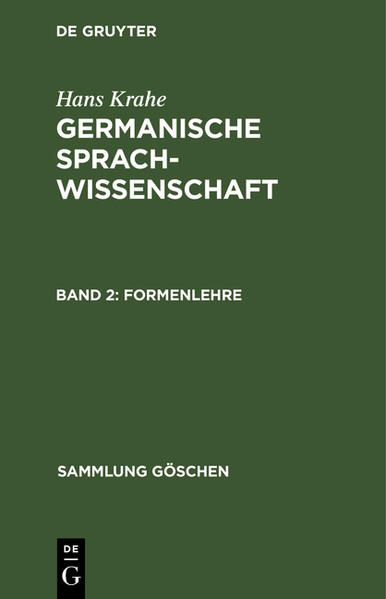 Formenlehre - Coverbild