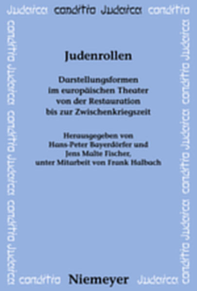 Judenrollen - Coverbild