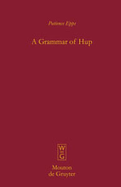 A Grammar of Hup - Coverbild