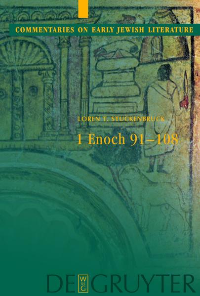 1 Enoch 91-108 - Coverbild