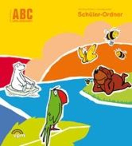 ABC Lernlandschaft 1+ / Schülerordner mit Register 1. Schuljahr - Coverbild