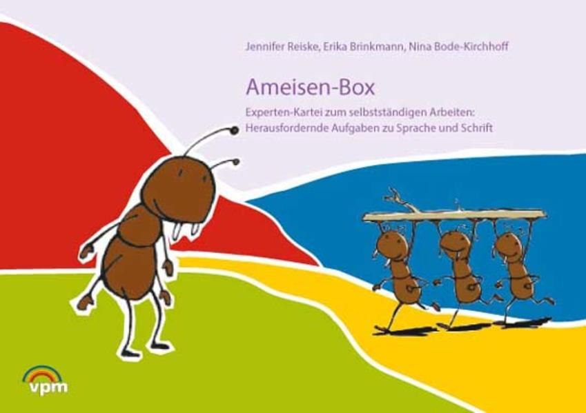 Ameisen-Box: Experten-Kartei zum selbstständigen Arbeiten - Coverbild