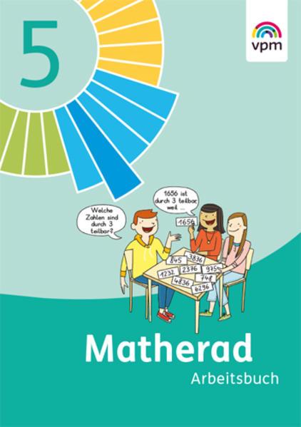 Matherad / Arbeitsbuch 5. Schuljahr - Coverbild