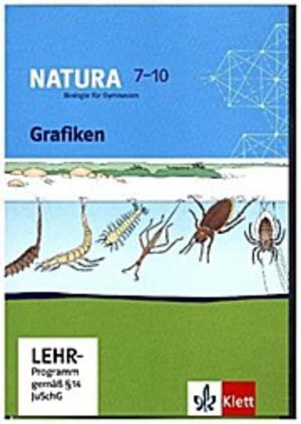 Natura - Biologie für Gymnasien 7-10 - Coverbild