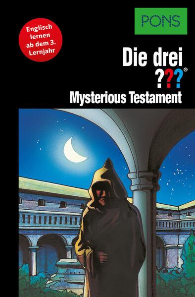 PONS Die drei ??? Fragezeichen Mysterious Testament - Coverbild