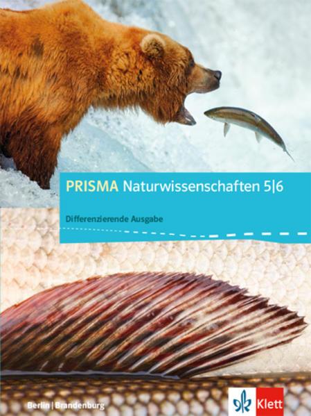 PRISMA Naturwissenschaften / Schülerbuch 5./6. Schuljahr - Coverbild