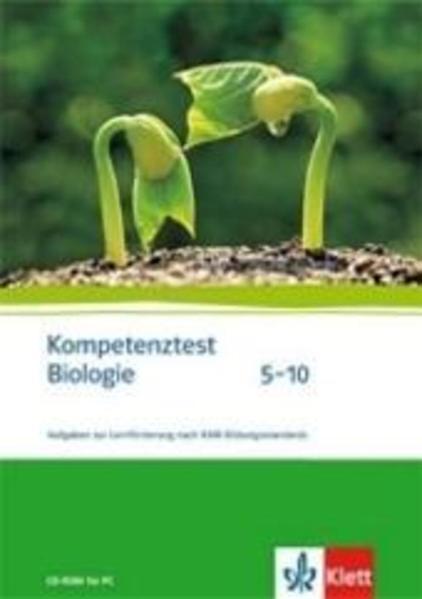 Kompetenztest Biologie 5.-10. Schuljahr - Coverbild