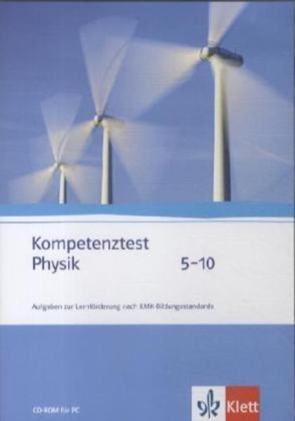 Kompetenztest Physik/Technik 5-10 - Coverbild