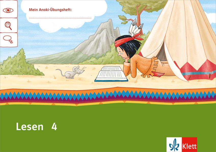 Mein Indianerheft / Lesen - Coverbild