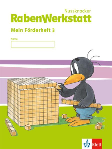 Rabenwerkstatt / Mein Förderheft 3 - Coverbild