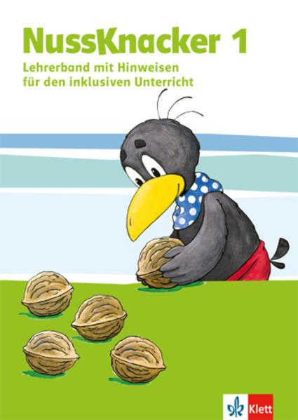 Der Nussknacker. Ausgabe für Sachsen und Thüringen / Lehrerband (Hinweise zum Schülerbuch) 1. Schuljahr - Coverbild