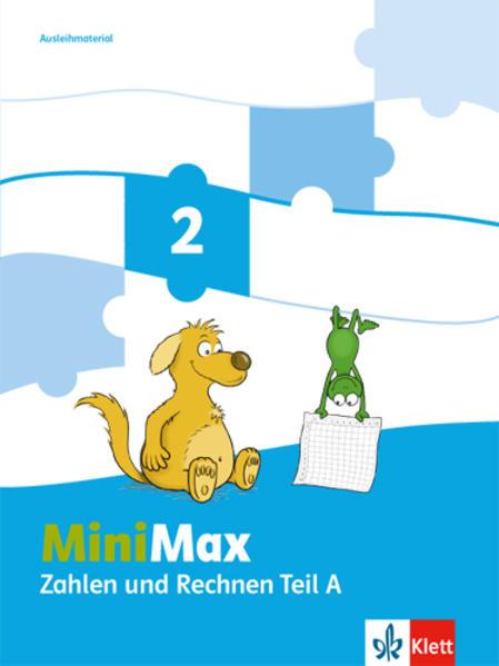 MiniMax / Themenheft Zahlen und Rechnen. 2. Schuljahr Ausleihmaterial - Coverbild