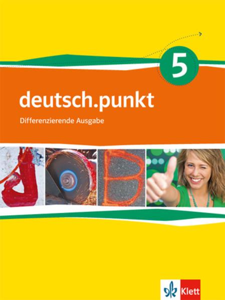 deutsch.punkt / Schülerbuch 9. Schuljahr - Coverbild