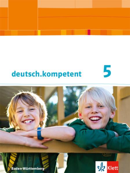 deutsch.kompetent / Schülerbuch mit Onlineangebot 5. Klasse - Coverbild