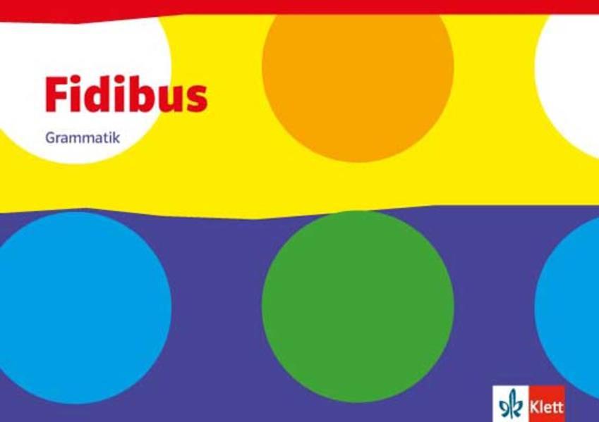 Fidibus - Grammatik - Coverbild