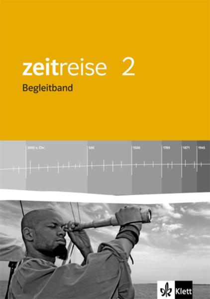Zeitreise - Neue Ausgabe für Rheinland-Pfalz, Saarland / Begleitband - Coverbild