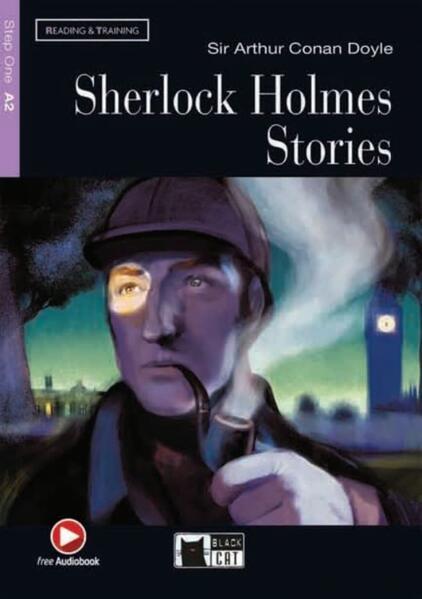 Sherlock Holmes Stories - Coverbild