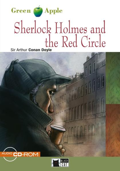 Sherlock Holmes and The Red Circle - Coverbild
