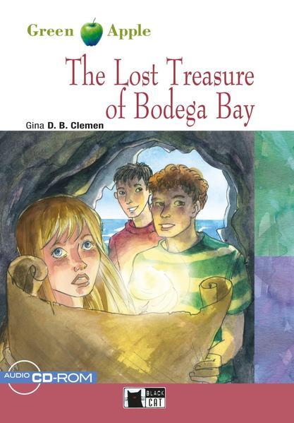 The Lost Treasure of Bodega Bay - Coverbild