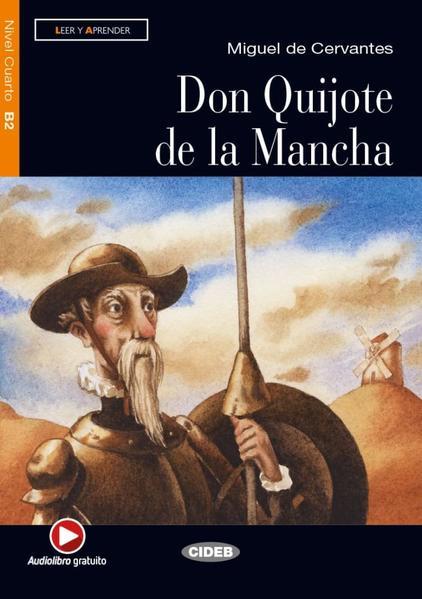 Don Quijote de la Mancha - Coverbild