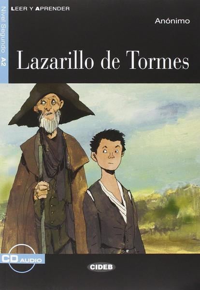 Lazarillo de Tormes - Coverbild