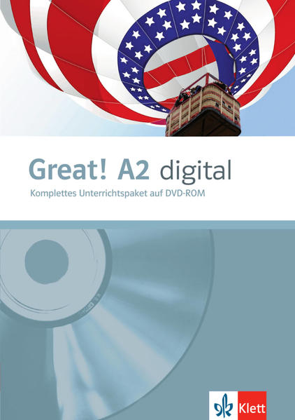 Great! / Great! A2 digital - Coverbild