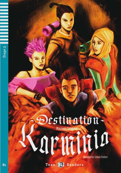 Destination Karminia - Coverbild