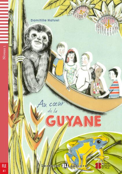Kostenloser Download Au coeur de la Guyane Epub
