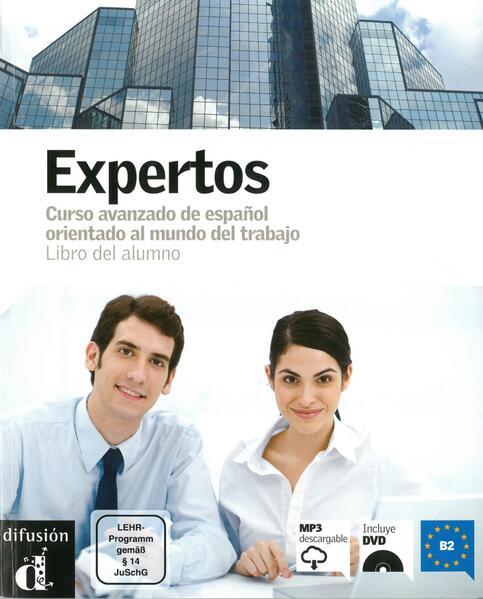 Expertos - Coverbild