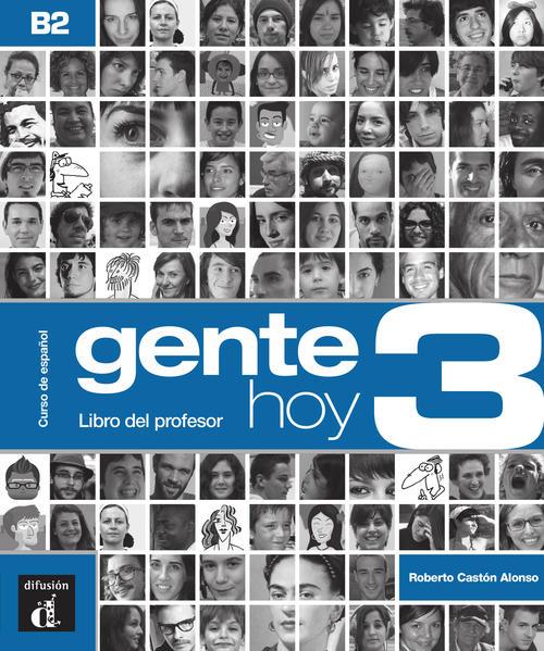 Gente hoy 3 (B2) - Coverbild