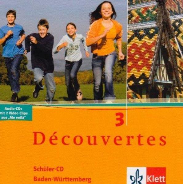 Découvertes / Ausgabe für Baden-Württemberg - Coverbild