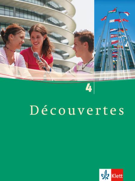 Découvertes / Schülerbuch - Band 4 - Coverbild