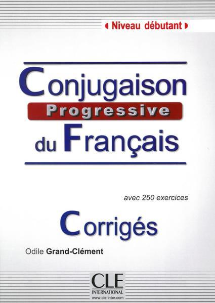 Conjugaison progressive du français, Niveau débutant - Coverbild