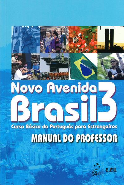 Novo Avenida Brasil B1 - Coverbild