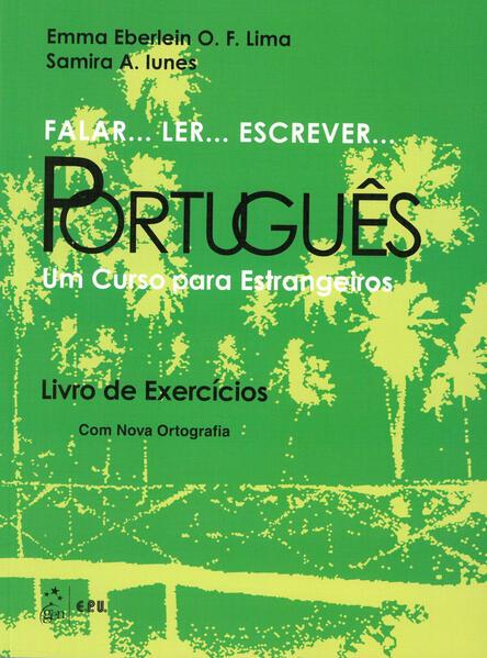 Falar... Ler... Escrever... Português - Coverbild