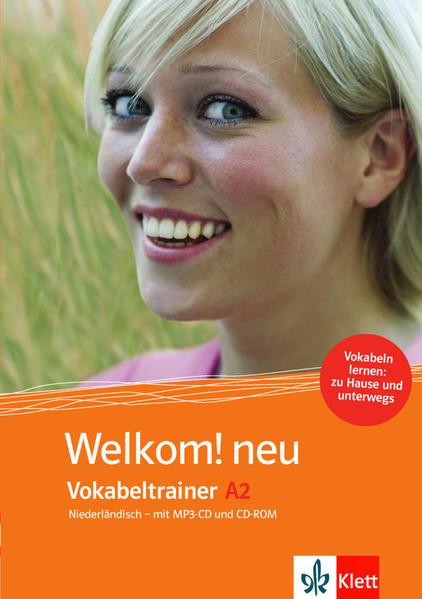 Welkom! Neu A2 Vokabeltrainer - Coverbild