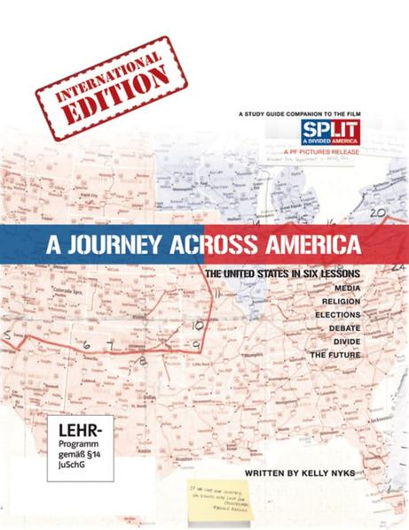 SPLIT - A JOURNEY ACROSS AMERICA - Coverbild
