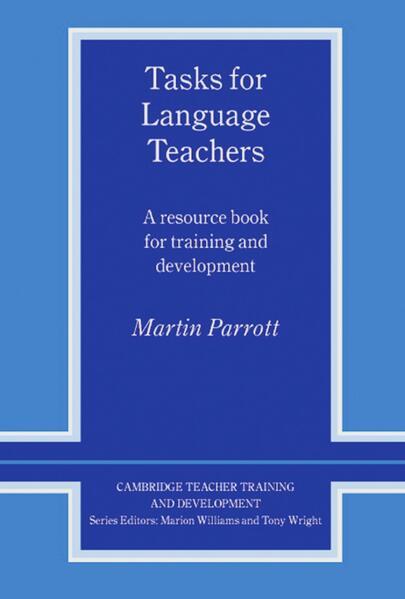 Tasks for Language Teachers - Coverbild