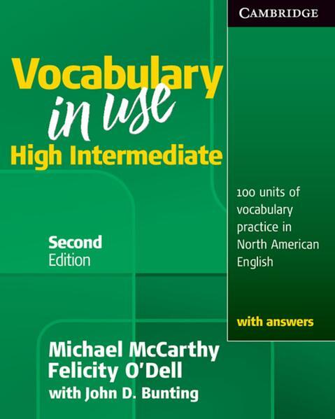 Vocabulary in Use - Coverbild