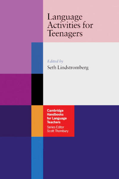Language Activities for Teenagers - Coverbild